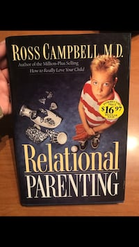 New Relational Parenting by Ross Campbell
