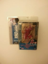 Yao ming collectible  Frederick, 21704