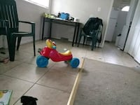 toddler's red and blue ride on toy Hyattsville, 20785