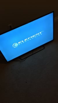 element electronics flat screen tv
