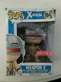Pops Wolverine figure in box Lancaster, 93534