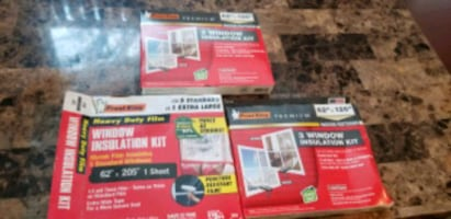 Interior plastic for Windows