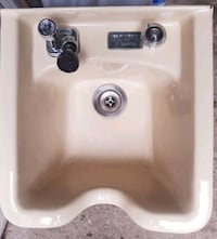 NEED GONE!! Belvedere FloTemp salon shampoo sink 541 km