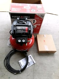 Porter-Cable  6 Gal. 150 PSI Portable Electric Ai Placentia, 92870