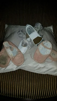 Dance shoes sz 9-11.5 Saint Thomas, N5P 4L7