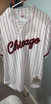 Chicago Bulls Basketball/Baseball Limited Edition Jersey Edmonton, T6L 6P9