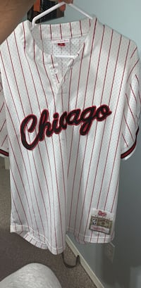 Chicago Bulls Basketball/Baseball Limited Edition Jersey