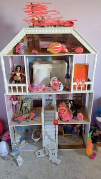 Doll house Tracy, 95377