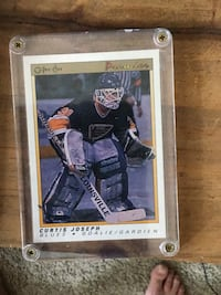 Curtis rookie card Calgary, T2Z