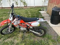 Dirt Bike, 2019 Apollo DB-x18, 125cc, 4-stroke, Top Speed 55 Very Good Condition