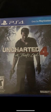Uncharted 4 ps4 cheap!!!!! Fullerton, 92833