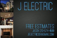 Electrical and wiring installation San Antonio, 78227