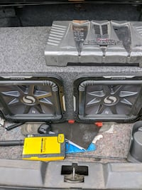 "10"" kicker Q series subs"
