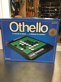 Othello Game Aberdeen, 07747