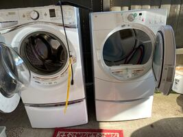 Whirlpool Duo washer and dryer. 2012 model