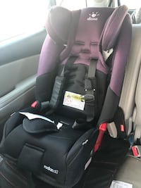 baby's black and purple car seat carrier Washington, 20024