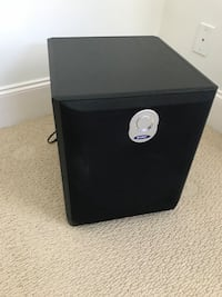 Powered Subwoofer (doesn't work)