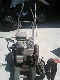 gray and red lawn edger Hemet, 92544