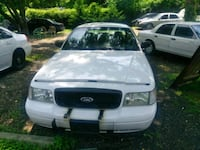 Ford - Crown Victoria - 2010 Capitol Heights