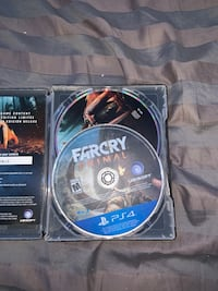 Far cry Primal deluxe edition with tin case