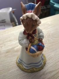 Mrs Bunnykins at the Easter parade excellent condition.