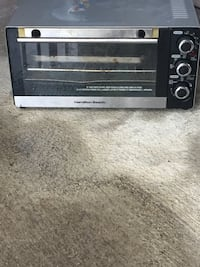 stainless steel and black toaster oven Calgary, T3B 5H4