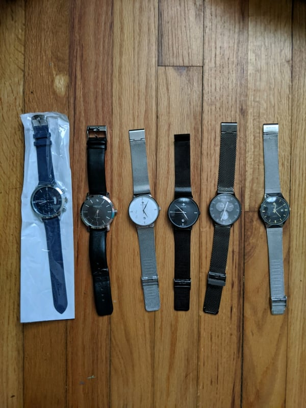 Lot of 6 watches bb1afec3-75ed-464b-befc-48c5bac6237c