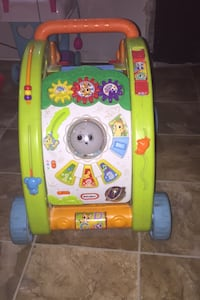 Toys R Us baby walker toy with music