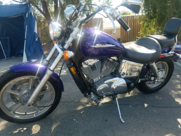 Britax Phone Number >> Used Honda 2002 Shadow 1100 for sale in Poway - letgo