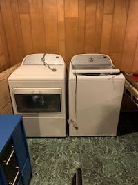 Electric Washer and Dryer
