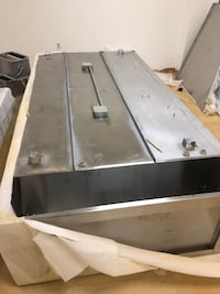 Kitchen Box hood 8'x4.5' stainless steel, new in create  Germantown, 20874