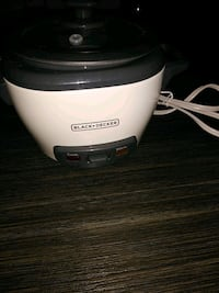 Barely Used Black + Decker Rice Cooker For Sale Long Beach, 90806