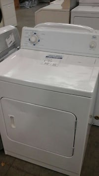 White Roper by Whirlpool Electric Dryer