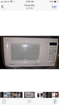 Gold start microwave like new $69. Casselberry, 32707