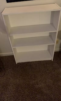 White Wood Shelf!