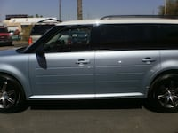 2009 Ford Flex Blue Mesa, 85201