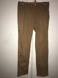 West49 brown joggers pants  Vancouver, V5V 4M9