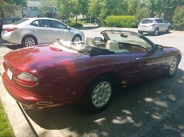 1998 Jaguar XK8 Series