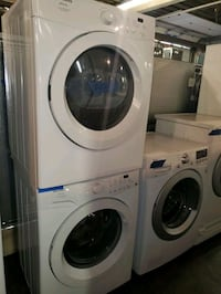 Front load washer and dryer set like NEW  Baltimore, 21223