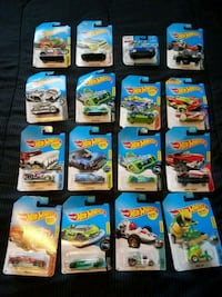 Hot Wheels Collection!