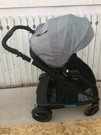 baby's black and blue stroller Las Vegas