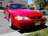 1996 Ford Mustang GT V8 Clifton