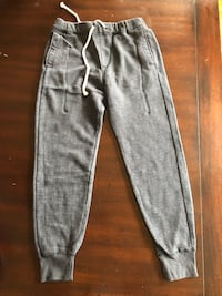 men's gray pants West Orange