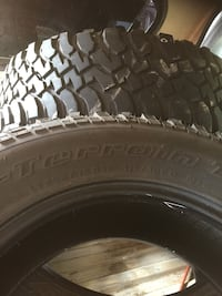 black auto tire with tire Springfield, 22150