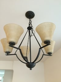 Chandelier (Excellent condition) - $50 Washington, 20018