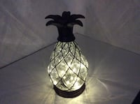 Battery operated light up pineapple Burlington, L7T 2Y4