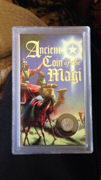 Ancient Coin of the Magi