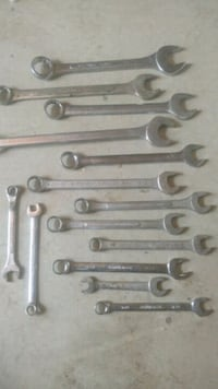 Wrenches all standard Penticton, V2A 2Y8