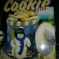 NEW: snowman christmas cookie jar  This has never been used. Comes wit Edmonton, T6X