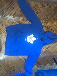 Kids Maple leafs Reebok hoodie Richmond Hill